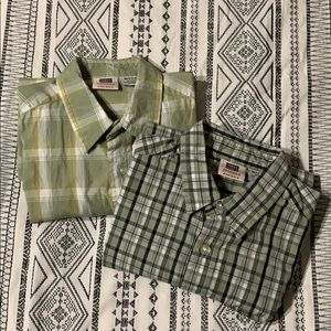 ‼️2 For $15 Deal‼️Boys Size 6/7 Button Down